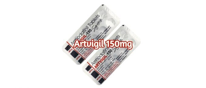 Artvigil 150mg Tablets