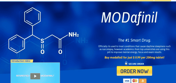 Modup home page