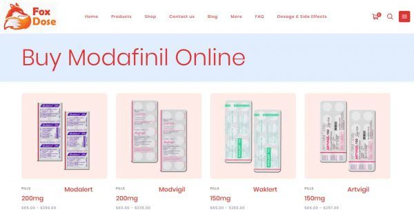 Click here to buy modafinil from fox dose.com