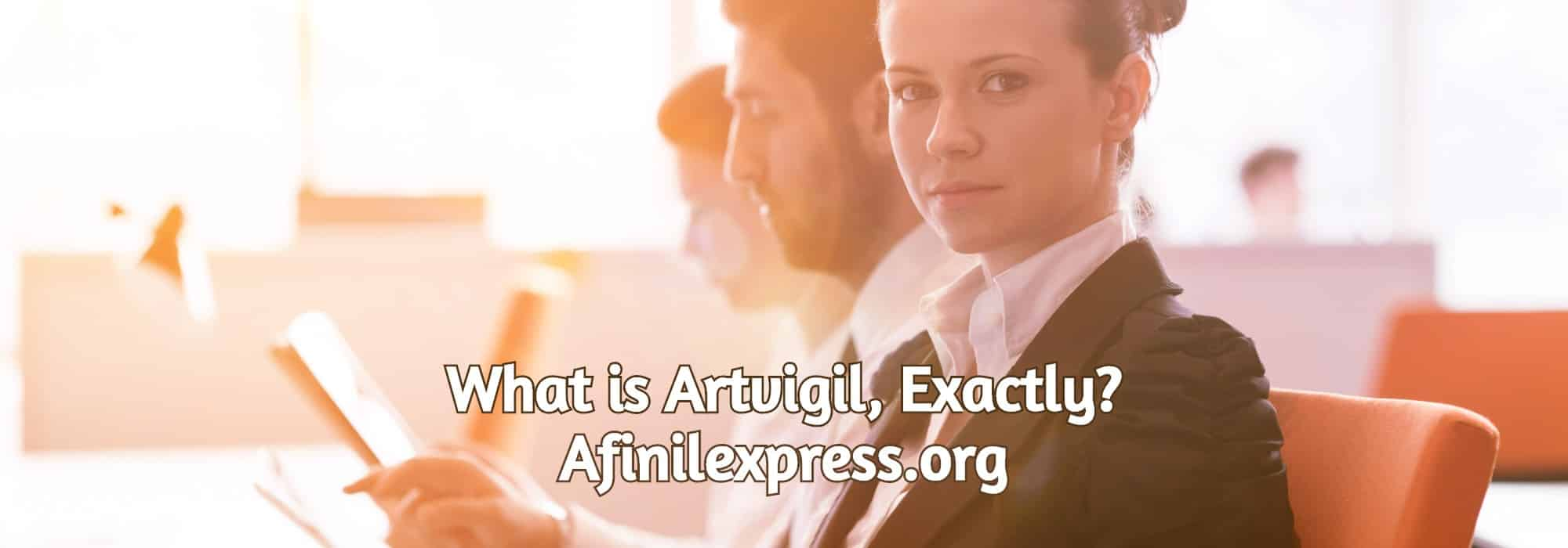 What is Artvigil, Exactly?