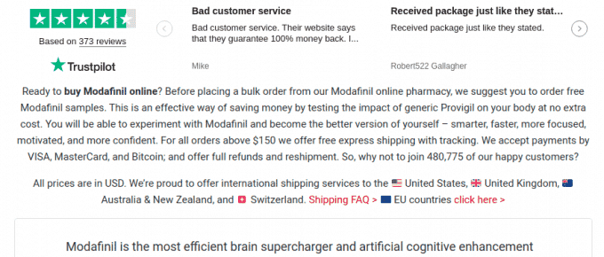 Buy Modafinil Online ツ Cheap Modalert Online Pharmacy