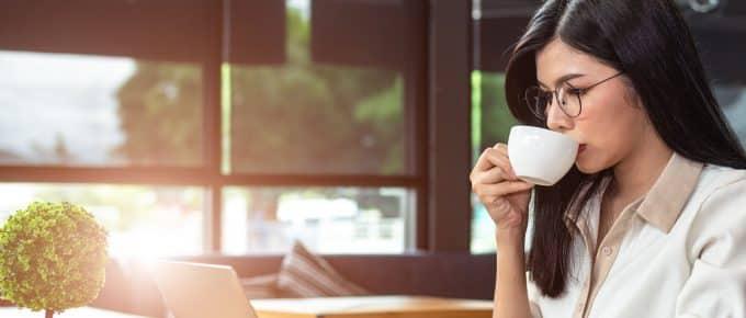 Coffee and Modafinil