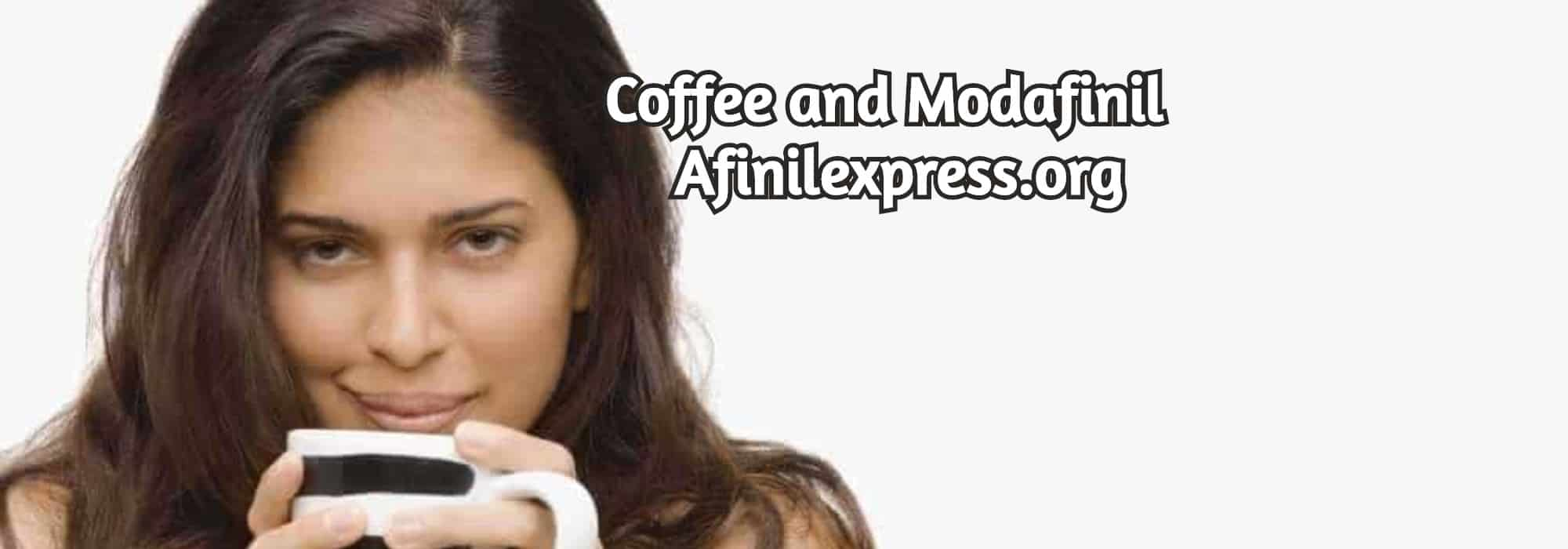 Afinil Express coffee drinker 1