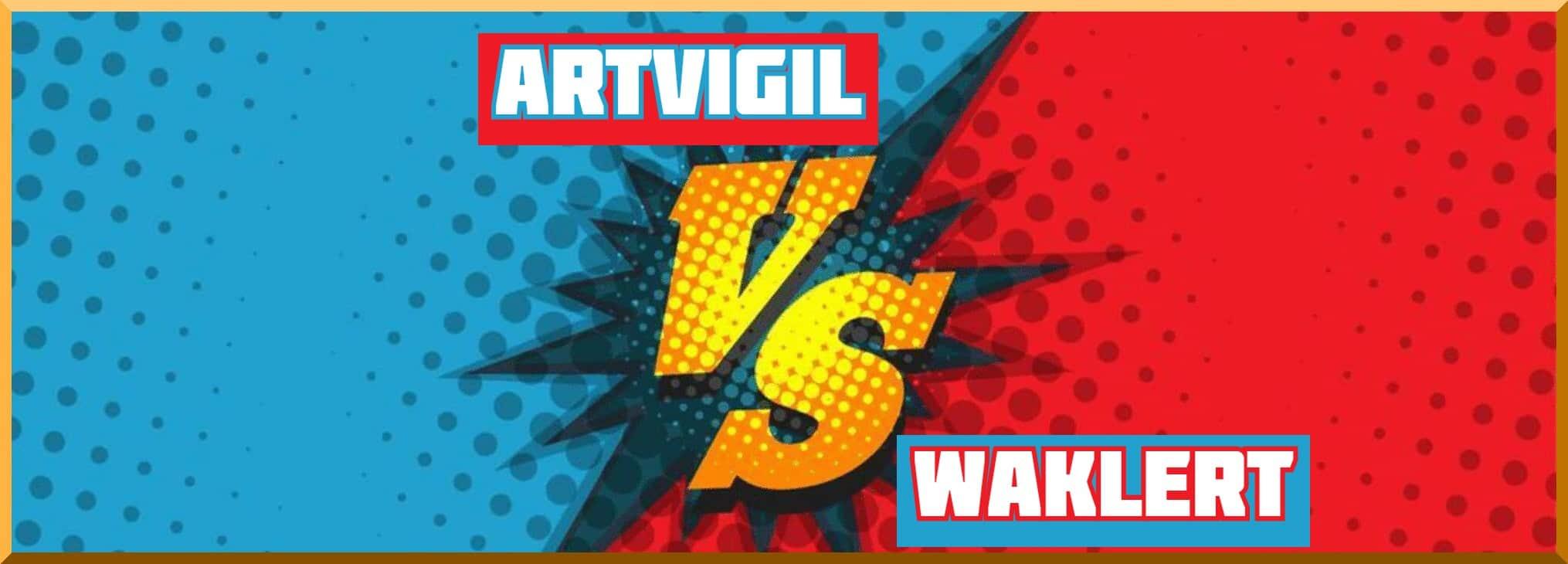 Artvigil vs Waklert
