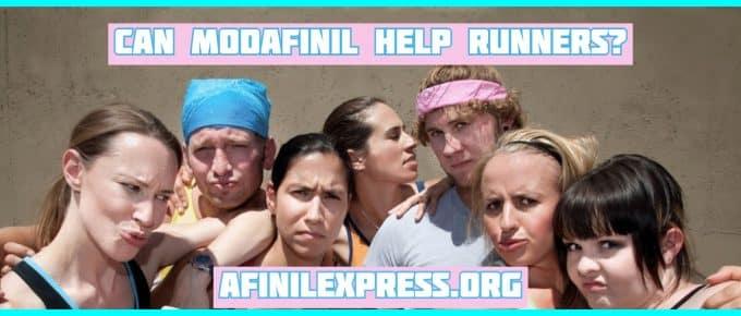 Can Modafinil Help Runners?