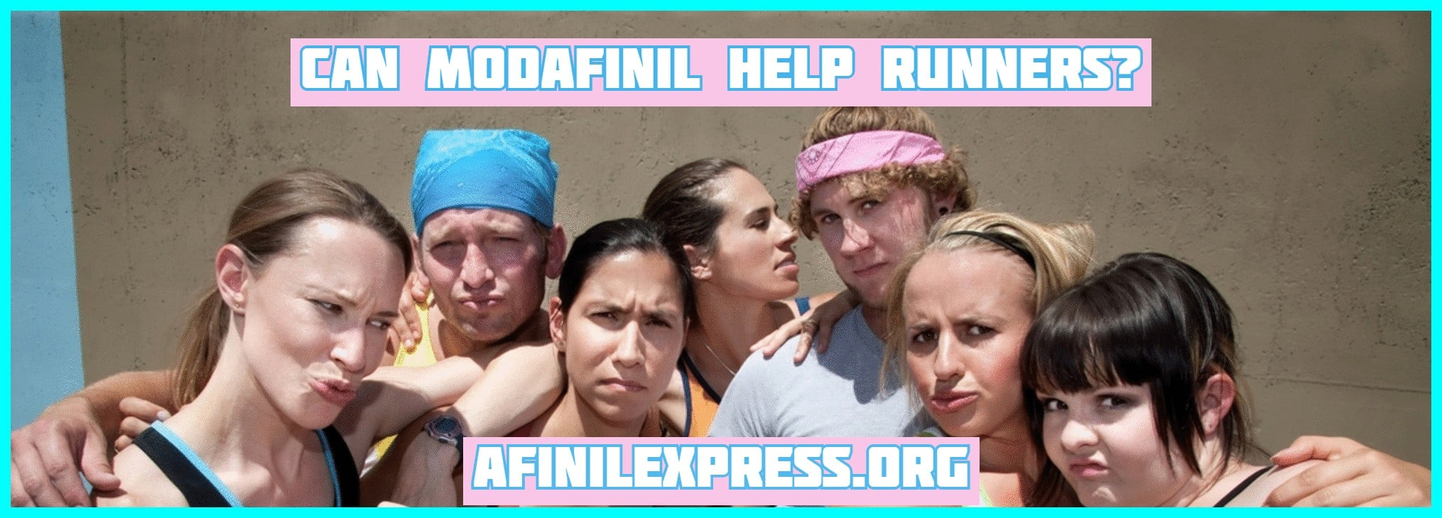 Can Modafinil Help Runners?