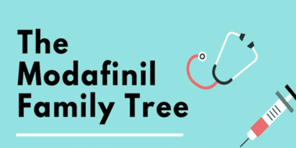 Modafinil family Tree