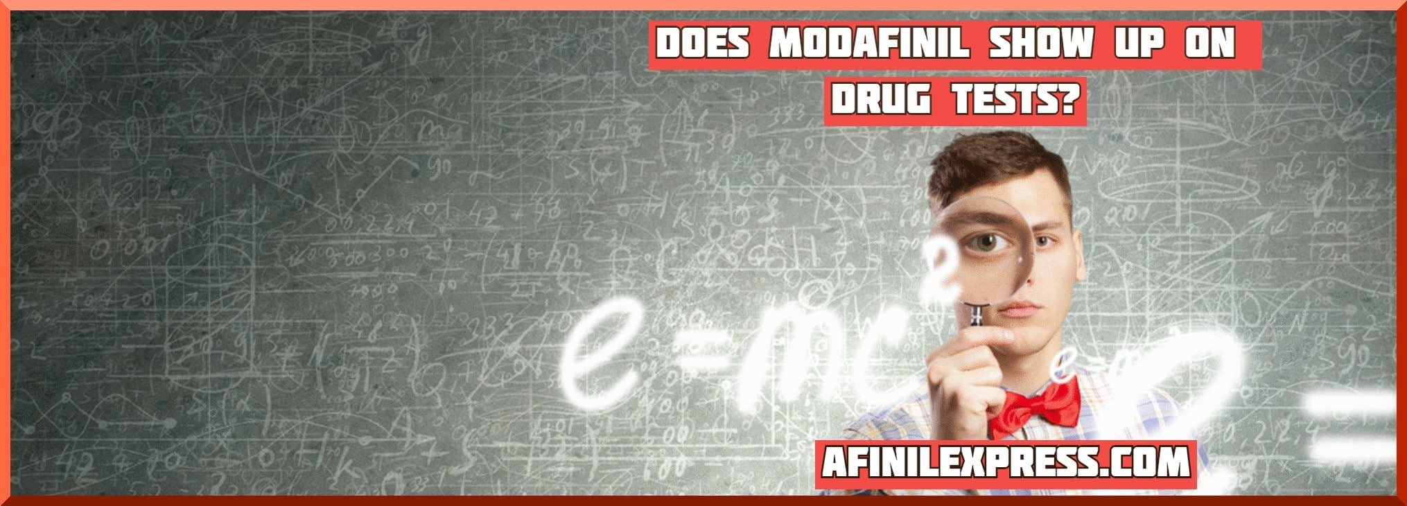 Does Modafinil Show Up On Drug Tests?