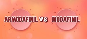 Armodafinil vs Modafinil