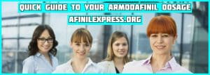 Quick Guide to Your Armodafinil Dosage