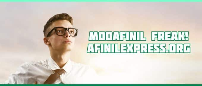 Modafinil Freak