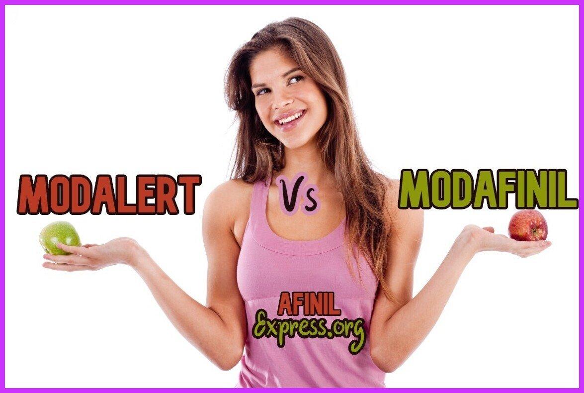 Modalert vs Modafinil, afinil express