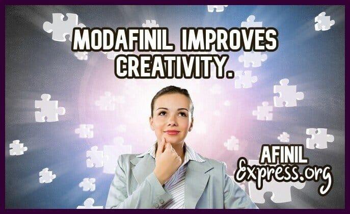 "Modafinil improves creativity, Modafinil vs <a href=""https://shrsl.com/27qqo"">Adrafinil</a>"
