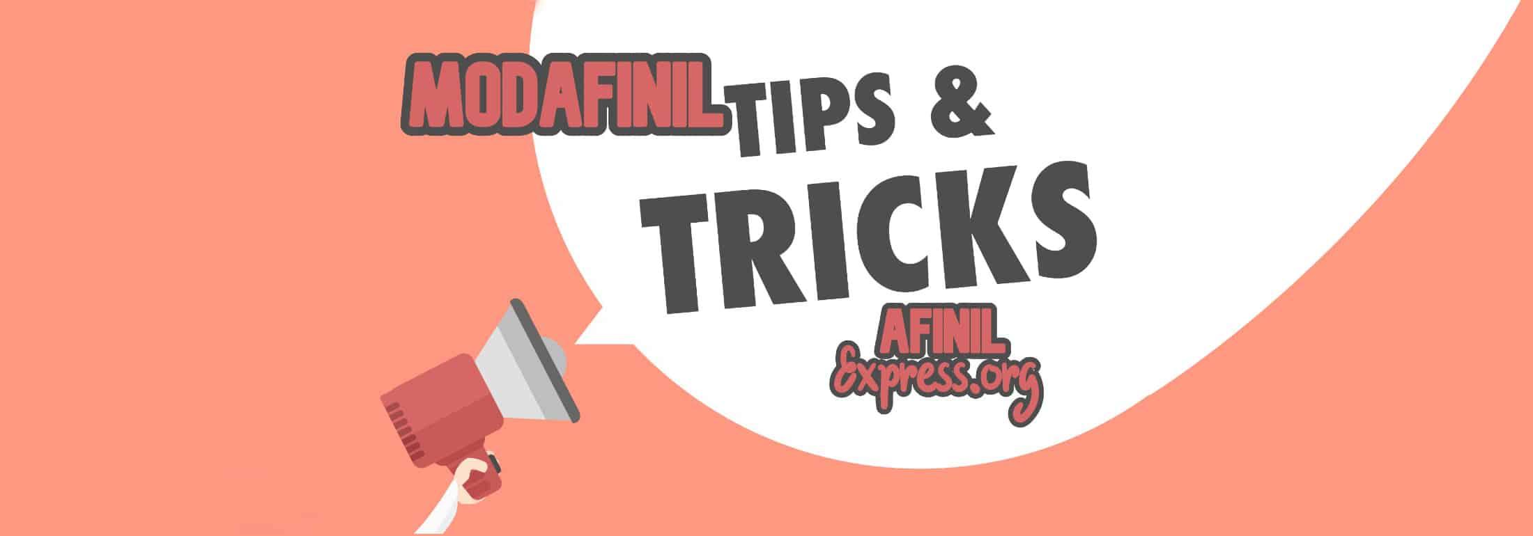 modafinil tips and tricks, afinilexpress.org