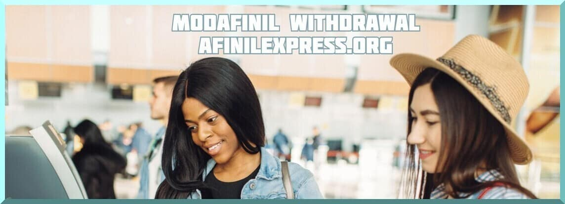 Modafinil Withdrawal