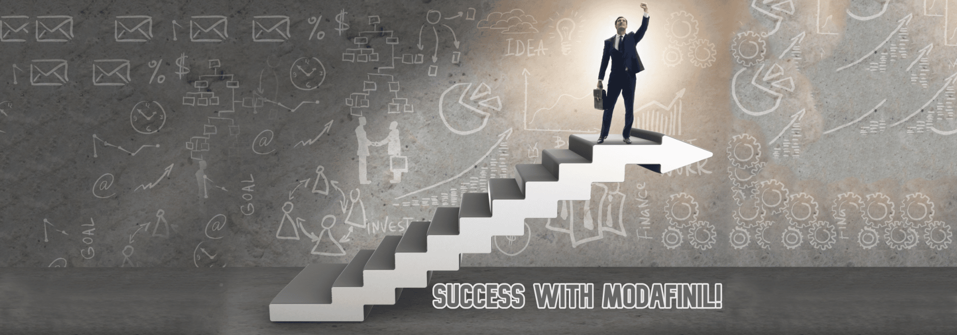 success with modafinil