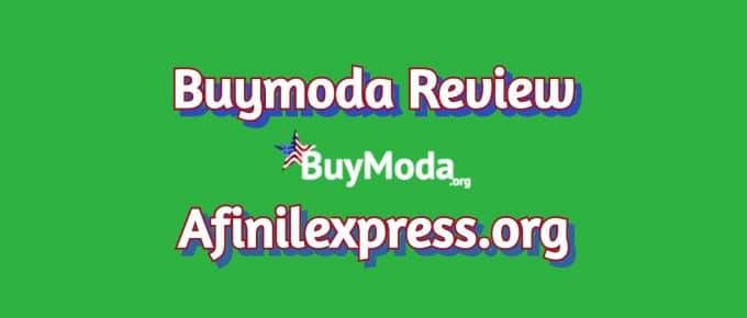 BuyModa Review Afinilexpress.org