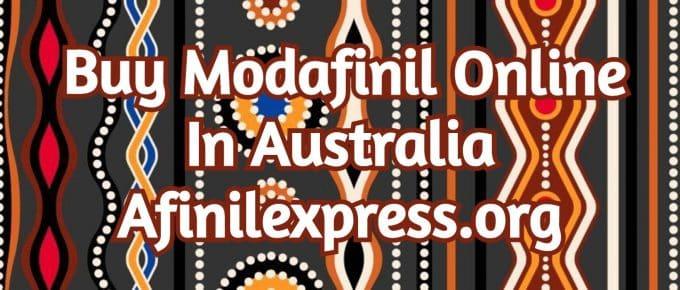 Buy Modafinil online in Australia