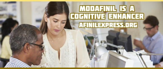 modafinil is a cognitive enhancer