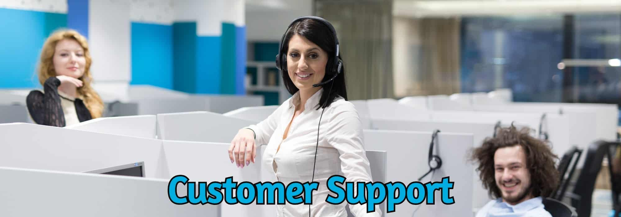 Customer Support, afinil express review