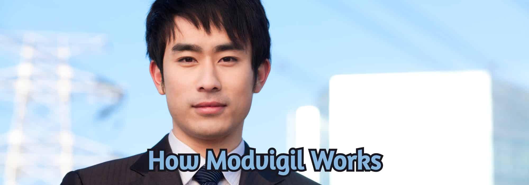 How Modvigil Works