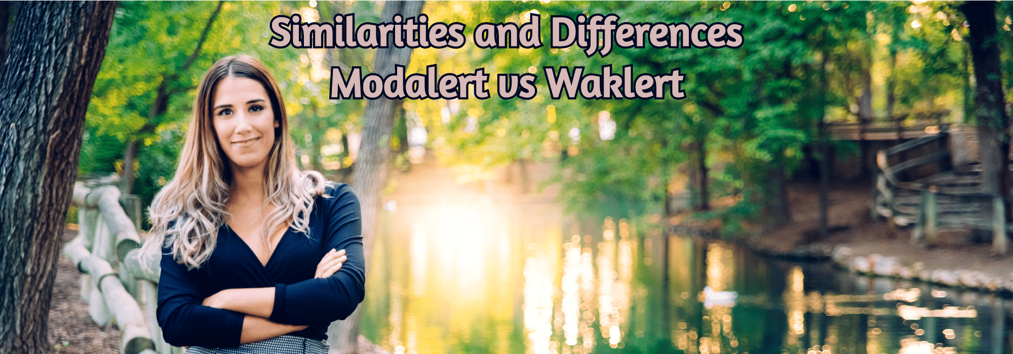 Similarities and Differences, modalert vs waklert