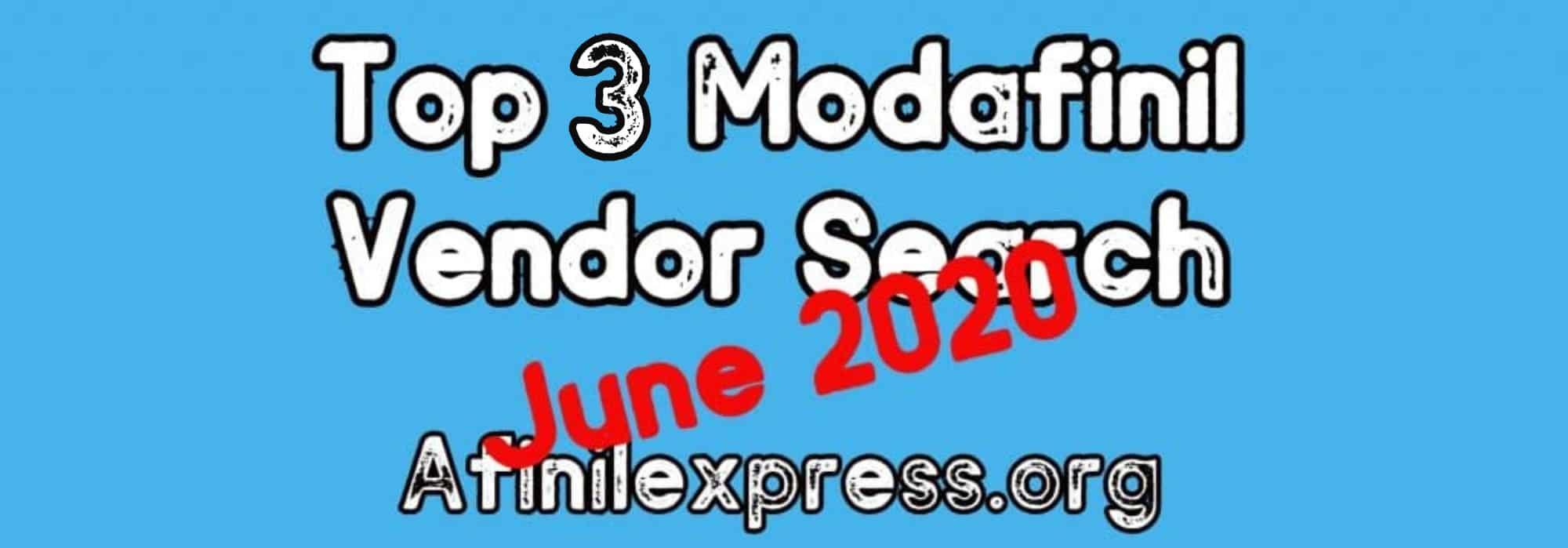 Top 3 Modafinil sites June 2020
