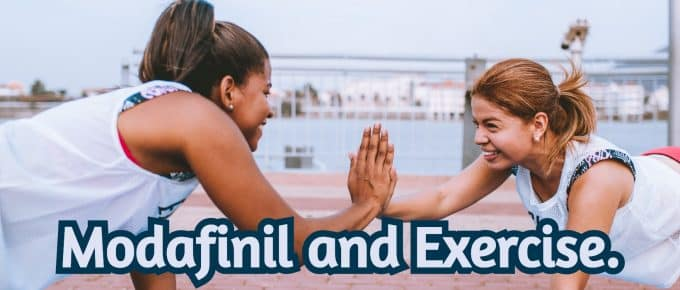 Modafinil & Exercise