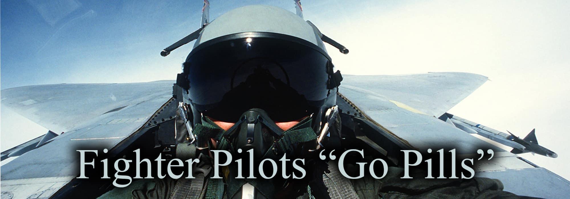 How Fighter Pilots Battle Fatigue