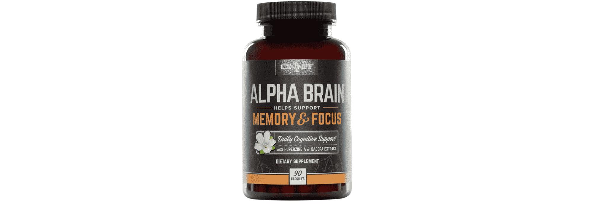 Alpha Brain, Best Nootropics