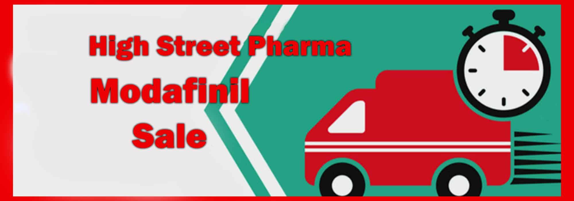 High Street Pharma Sale