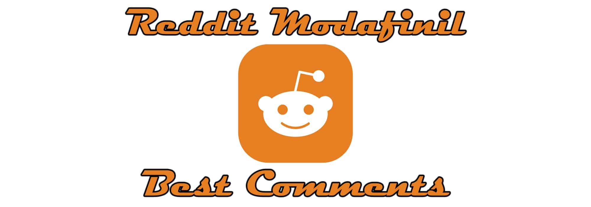 Best Reddit Modafinil Comments