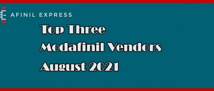 Top Three August 2021